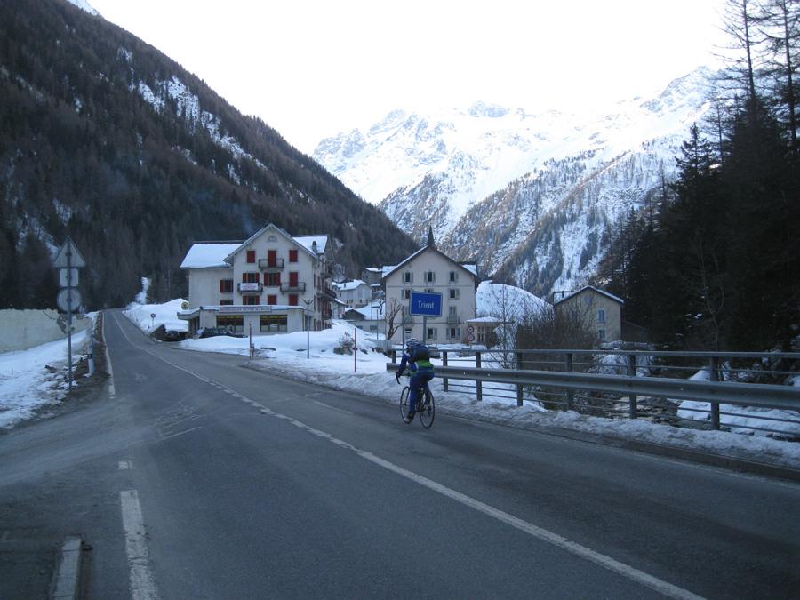Foto Col de la Forclaz